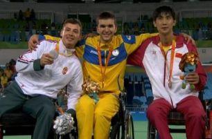 Андрій Демчук став чемпіоном Паралімпіади 2016